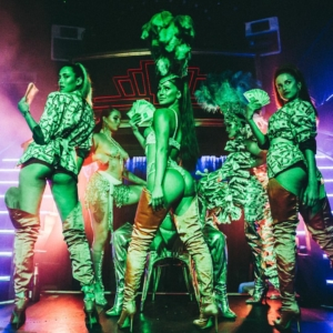 cirque le soir halloween,nightclub