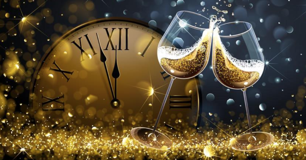 New Year's Eve booking