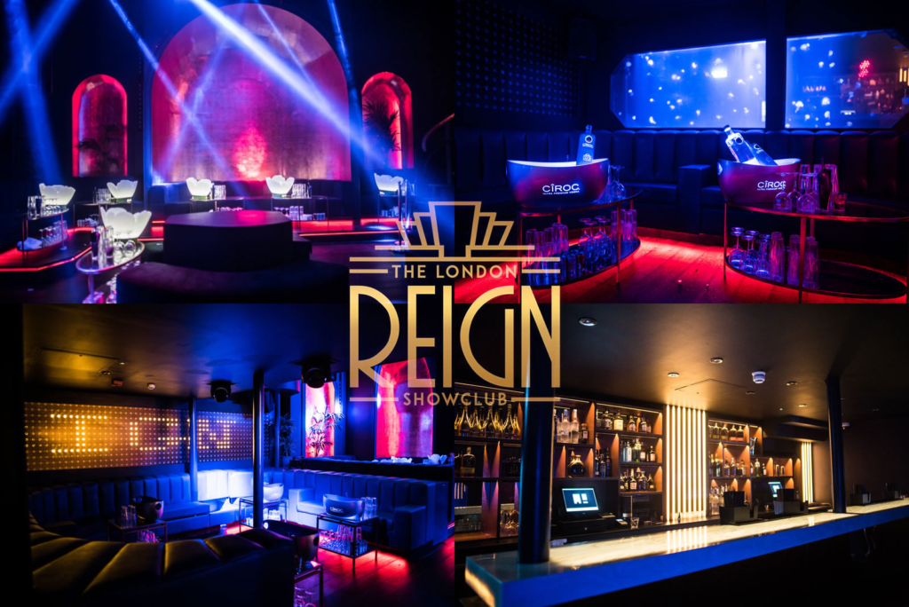 New Year's Eve 2019 at Reign ShowClub