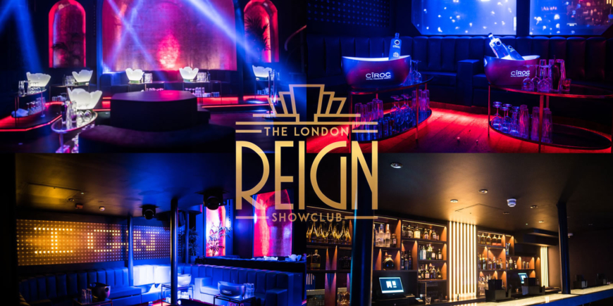 New Year's Eve 2020 at Reign ShowClub