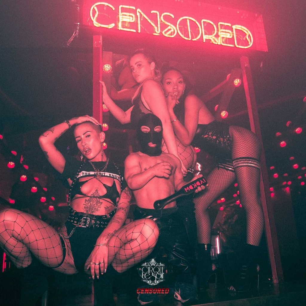 Friday Party at Cirque le Soir