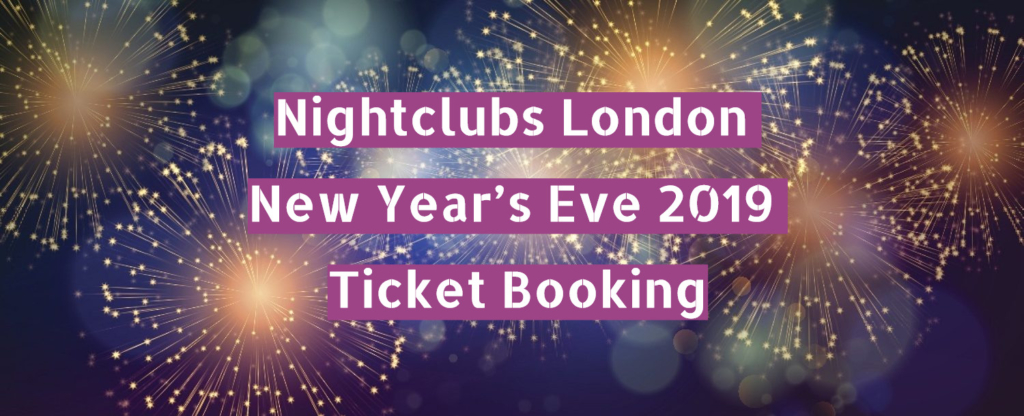 New Year's Eve 2020 Ticket Booking