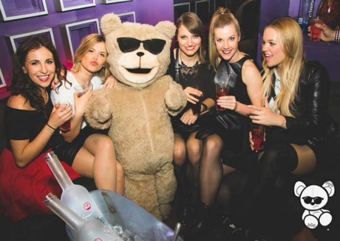friday party at toy room