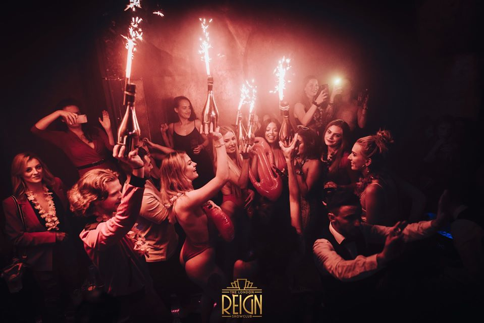 party saturday at reign