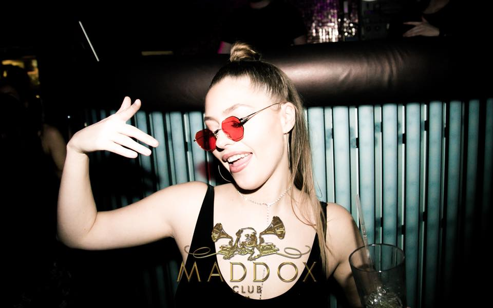 friday guestlist at maddox