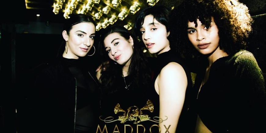 maddox guestlist booking in London
