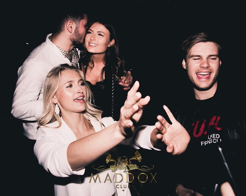 guestlist at maddox london