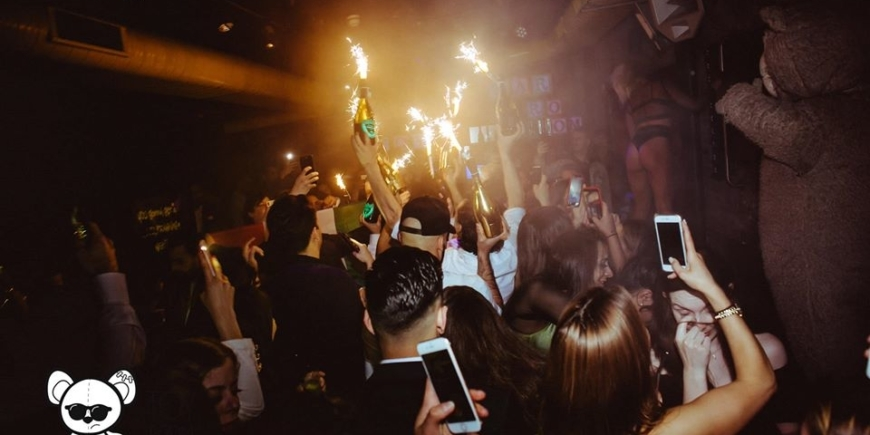 New Year's Eve at Toy Room London